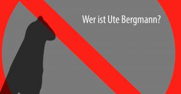 Wer ist Ute Bergmann - Mit Hunden leben